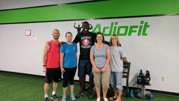 Adiofit Gym Personal Trainer Bayo Adio Manhattan Kansas