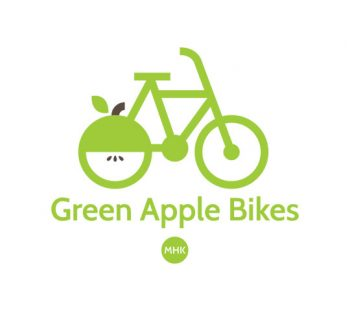 Green Apple Bikes Downtown Dash Manhattan