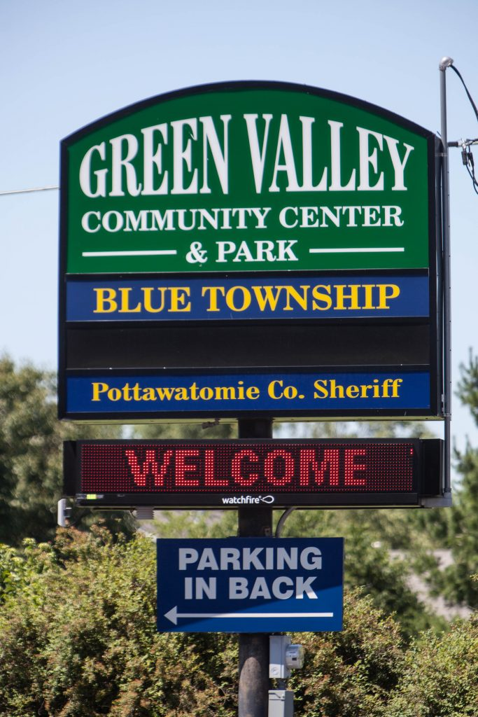 Green Valley Blue Township